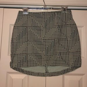 BCBGeneration high-low mini skirt